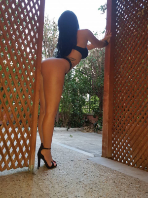 Mariah Escort in Athens